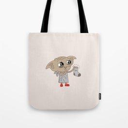 Dobby Tote Bag