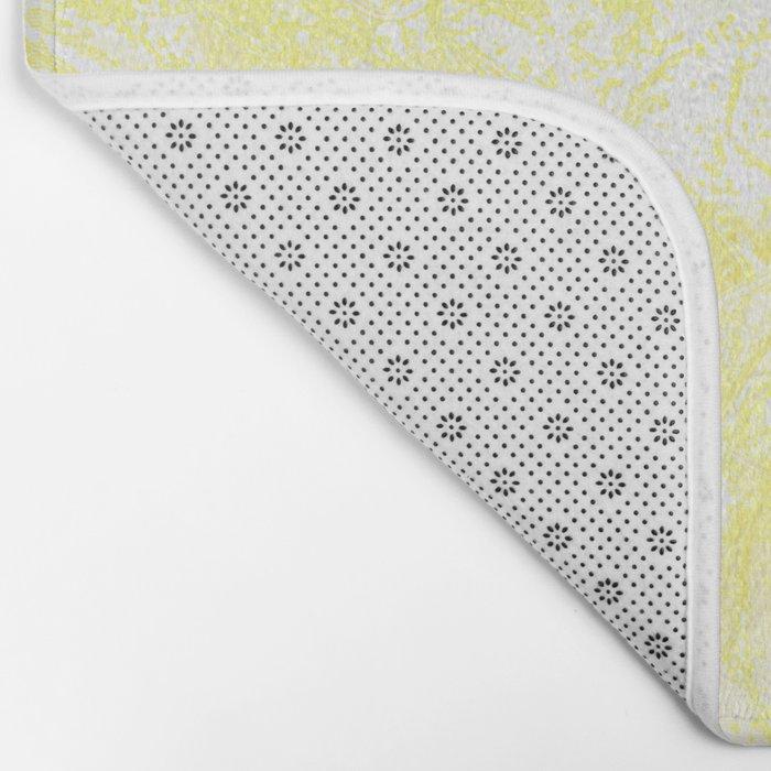 Splatter in Lemonade Bath Mat