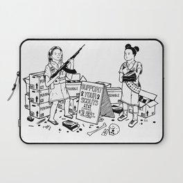 Support Your Scouts Laptop Sleeve