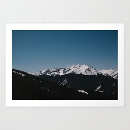 Aspen, Colorado Art Print