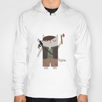 daryl dixon Hoodies featuring Daryl Dixon the Cat by The Cat