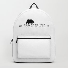 Be Wild Backpack