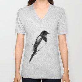 Birdy No. 4 Unisex V-Neck