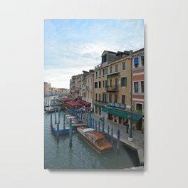 Venice is Sacred Metal Print
