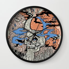 The Lucky Charms Wall Clock
