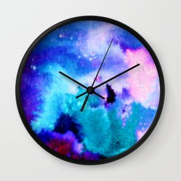 Cosmo Painting Wall Clock