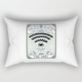 The Wifi Rectangular Pillow