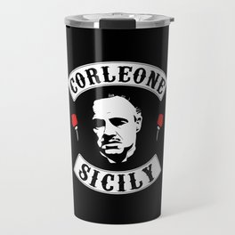 Vito Corleone - The Godfather Travel Mug
