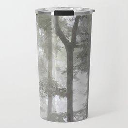 Forest Illustration Travel Mug