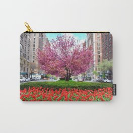 Spring Time on Park Avenue Carry-All Pouch