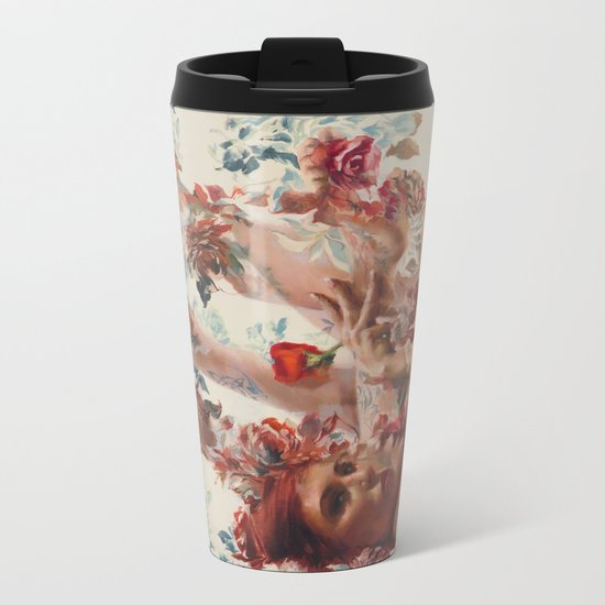 Europeana Metal Travel Mug