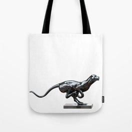 Black panther hematite Tote Bag