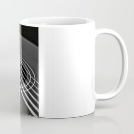 La guitarra Coffee Mug