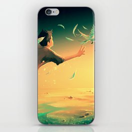 Pursuit of Happiness iPhone Skin