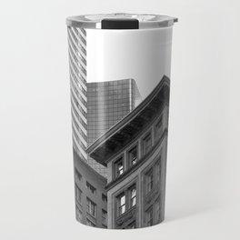 Old and New Travel Mug