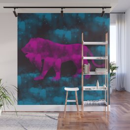 Lion II Wall Mural