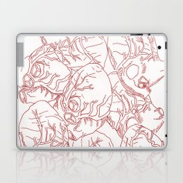 Heart Rain Laptop & iPad Skin