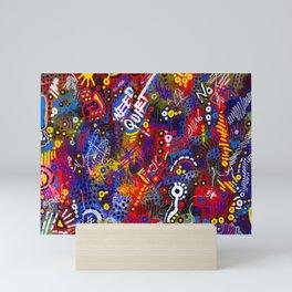 """meltdown imminent"" Mini Art Print"