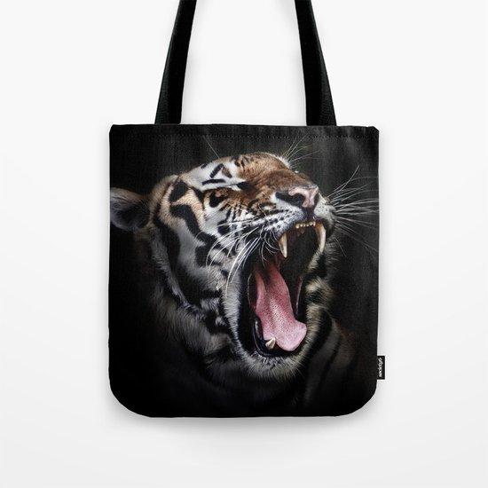 Tiger 7 Tote Bag
