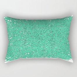 Wormies Rectangular Pillow