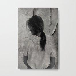 Inverted reality ... Metal Print