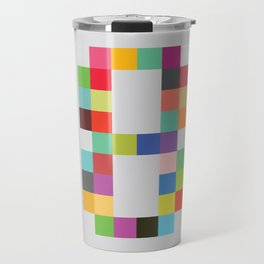 Eight Bit Travel Mug