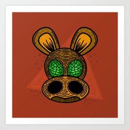 Dingbat Art Print