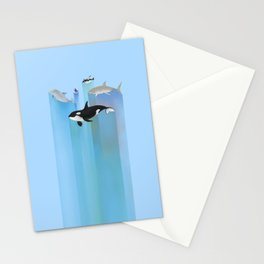 Ever Blue (alternate color) Stationery Cards