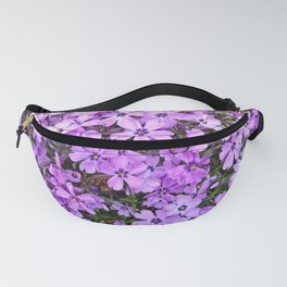 Lavender Creepers Fanny Pack