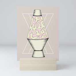 Hot Mess Mini Art Print
