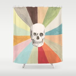 Skull is Cool Shower Curtain