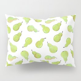 A Peck of Pears Pillow Sham
