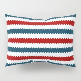 Summer Stripes 3 Pillow Sham