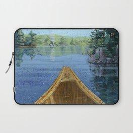 canoe bow Laptop Sleeve