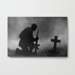 Sacrifice Metal Print