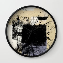 misprint 83 Wall Clock