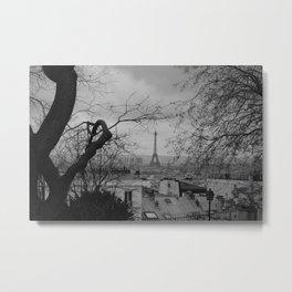 Eiffel Tower ። Paris Metal Print