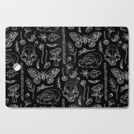 Witchcraft II [Black] Cutting Board