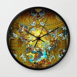 Barococo ... The Grandeur of Italy! Wall Clock