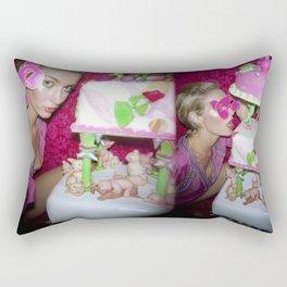 Orgy Rectangular Pillow