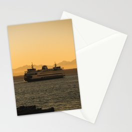 Seattle Ferry Stationery Cards