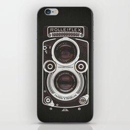 Vintage Camera 02 iPhone Skin