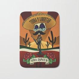 Viva Zapata! Bath Mat