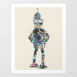Poparama  Art Print