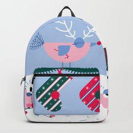 Christmas Birds : A Christmas Gathering Backpack