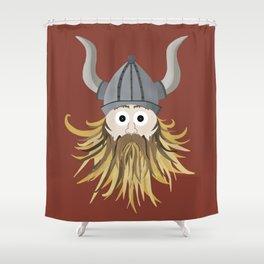 Harold the Viking Shower Curtain