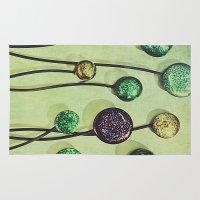 artsy Area & Throw Rugs featuring Artsy Art by Artsy Arts By Rosanna.