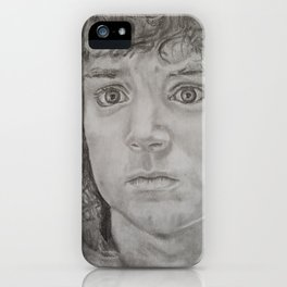 Frodon iPhone Case