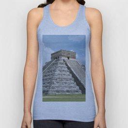 Chichen Itza, El Castillo 1 Unisex Tank Top