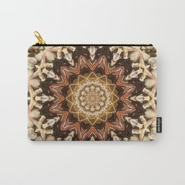 Chocolate Crumble Carry-All Pouch